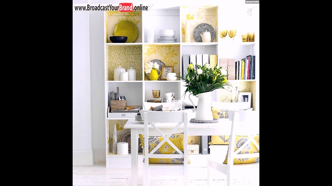Cool Tapeten Küche Ideen Schrankwand Kleben Muster - YouTube XD47