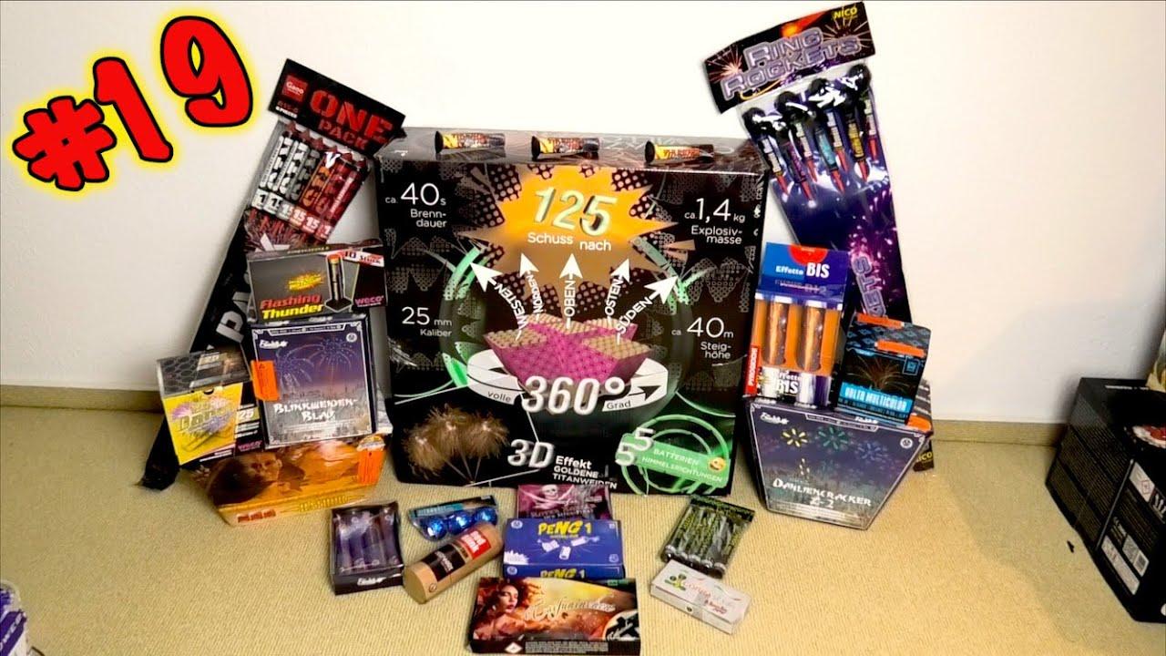 Spaß am Silvester Tag #19 | Feuerwerksmischung 🔥🔥🔥
