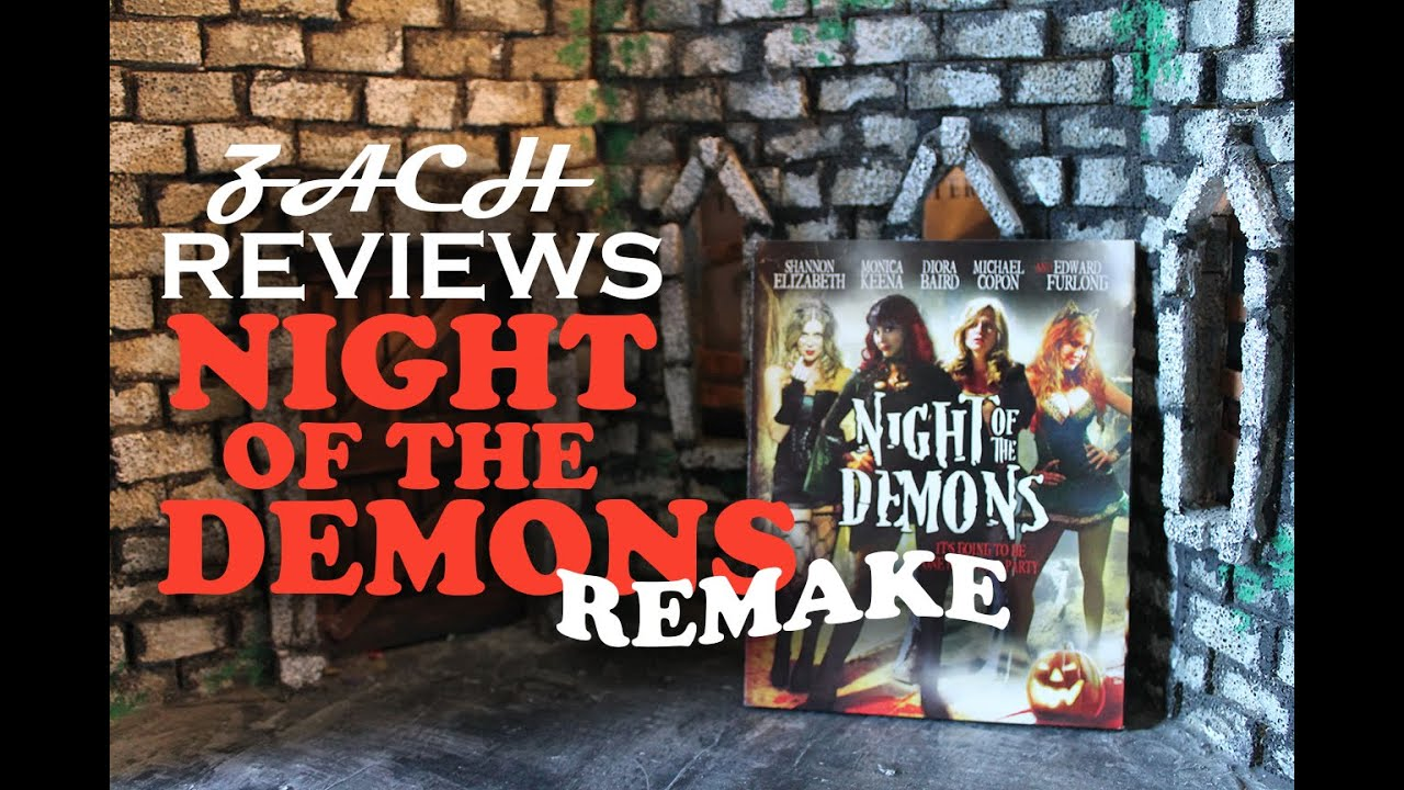 Download Zach Reviews Night of the Demons (2009, Remake, Adam Gierasch) The Movie Castle