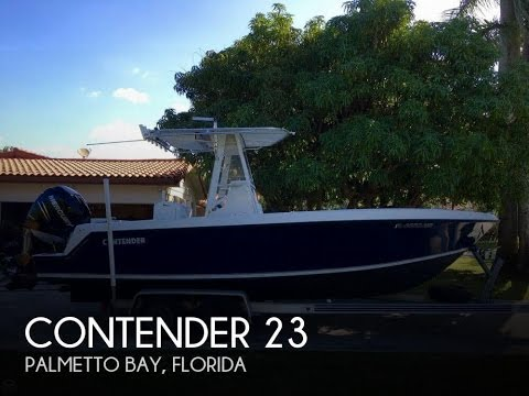 [SOLD] Used 1991 Contender 23 in Palmetto Bay, Florida