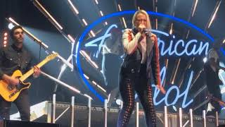 Gabby Barrett American Idols Live 2018 Minneapolis Last Name