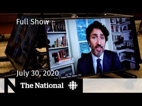 Trudeau testifies he