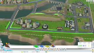 SimCity 5 - Part 1- Sand Box!