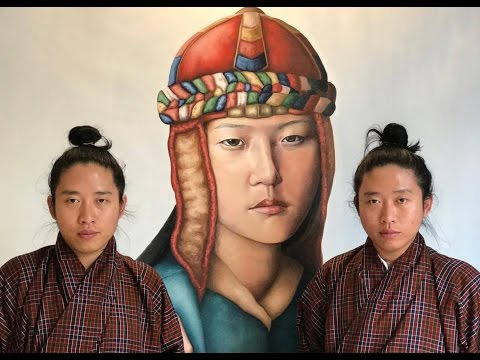 WARRIORS: TWINZ Debut Art Exhibition in Thimphu
