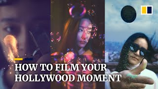 Film your Hollywood moment with the help of this Chinese social media star