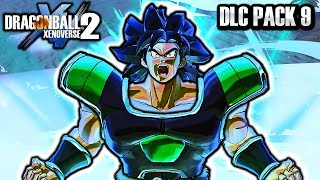 ANOTHER NEW SUPER BROLY DLC PACK 9 LEAK! Dragon Ball Xenoverse 2 Fury Broly DLC Leak