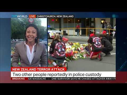 Turkey sends delegation to NZ after terrorist attack kills 49