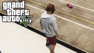 GTA 5 Online Lui vs the World 5 - Untouchable