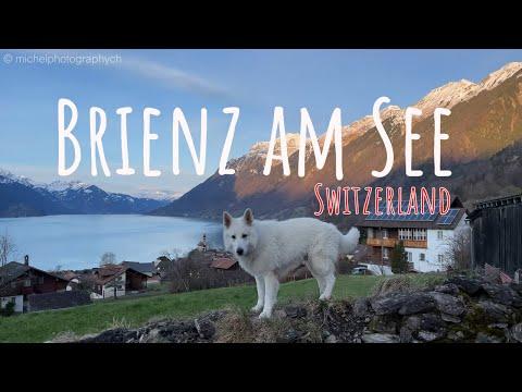 The true meaning of luxury 4K (Brienz in Switzerland...not China)
