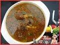 Hyderabadi Paya Nahari-How to prepare Hyderabadi mutton nahari