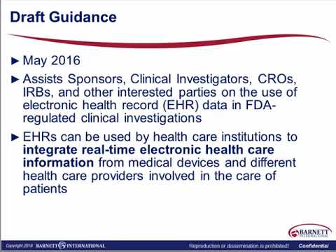 Use of Electronic Health Records Data in Clin Invest Trailer