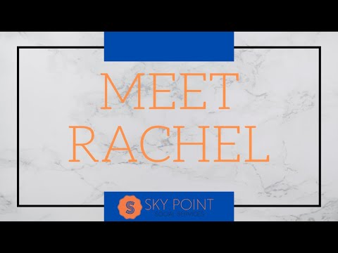 Meet Rachel, Director of Human Resources!