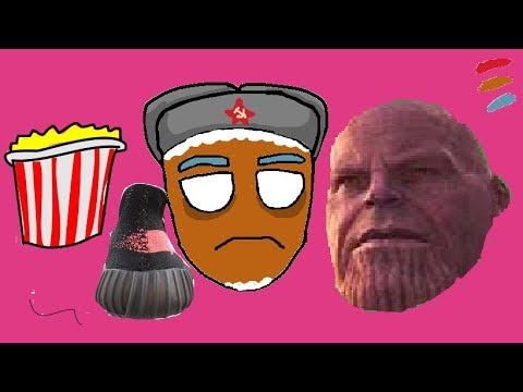 Fortnite but the communist regime is still alive (Featuring Thanos)
