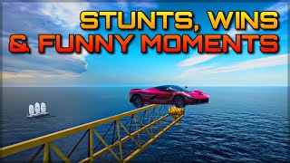FORZA HORIZON 3 | EPIC STUNTS, WINS & FUNNY MOMENTS #2