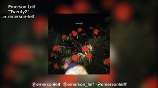 Emerson Leif &quotTwenty2&quot