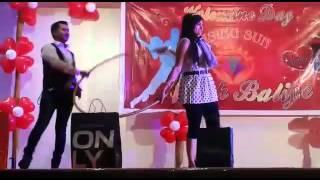 Sanam re dance performance on Valentine's day
