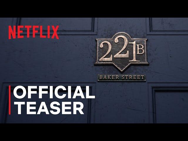 The Irregulars | Official Teaser | Netflix