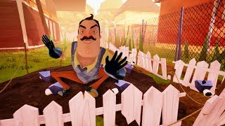hello neighbor ending