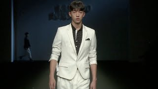 MUNSOO KWON S/S15 COLLECTION RUNWAY VIDEO