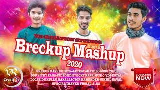 Breakup mashup 2020 || 4k video song vr creation studios
