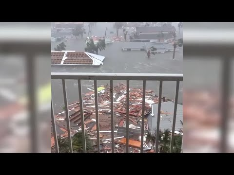 Paul - Hurricane Michael Devastation In Mexico Beach, Florida