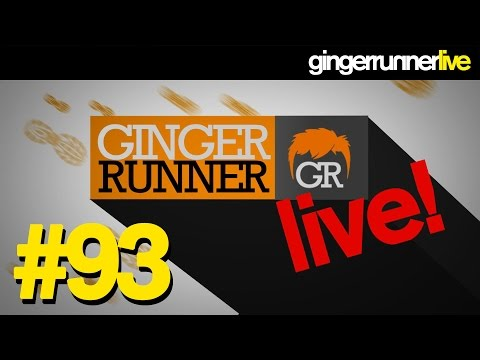 GINGER RUNNER LIVE #93 | Craig Thornley, Race Director of Western States 100
