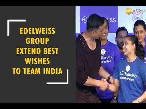 Edelweiss Group Extend Best Wishes To Team India For The Asian Games 2018