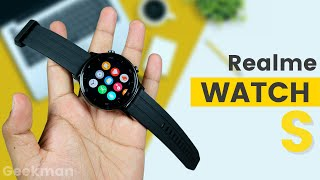 Realme Watch S Review in Detail, Hindi | Watch Before buying! | Giveaway!