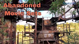 Check Out These Awesome Abandoned Movie Sets