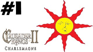 Crusader Kings 2: Charlemagne - Praise The Sun! - Ep.1