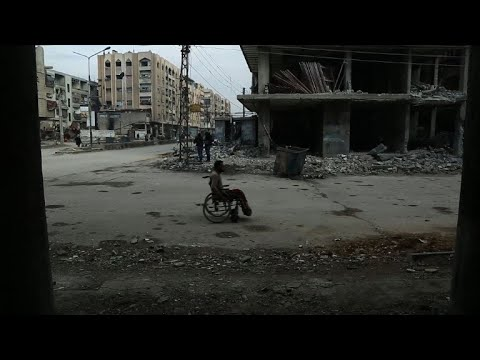 """Residents of Syria rebel enclave deplore """"tragic situation"""""""