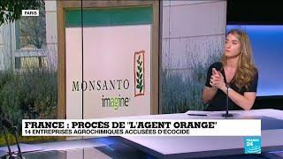 France : 14 entreprises agrochimiques accusées d'écocide dans le procès de