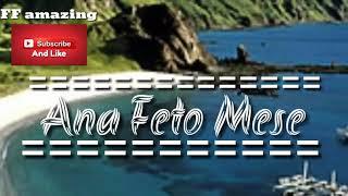 Gambar cover LAGU Daerah NTT Terbaru 2018  -  Ana Feto Mese