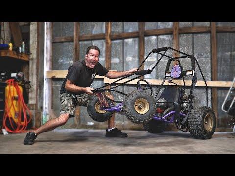 The Best Cheap Off Road Go Kart?? | Manco Dingo!
