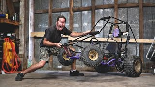 The Best Cheap Off Road Go Kart?? | Manco Dingo!