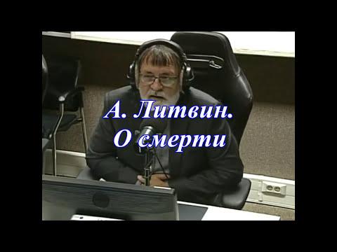 Александр  Литвин  о смерти