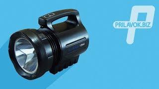 Мощный фонарь TD-6000 обзор
