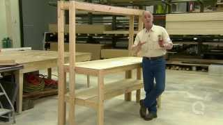 How To Build A Work Bench