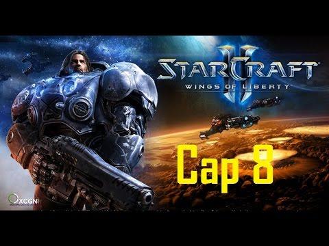 Starcraft 2- Wings of liberty | Capitulo 8 | El gas es dinero