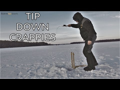 Tip Down Crappie Fishing