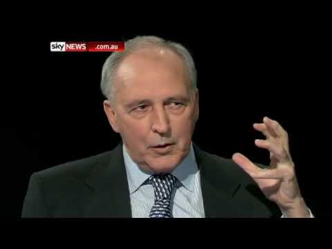 The Nation - featuring Paul Keating