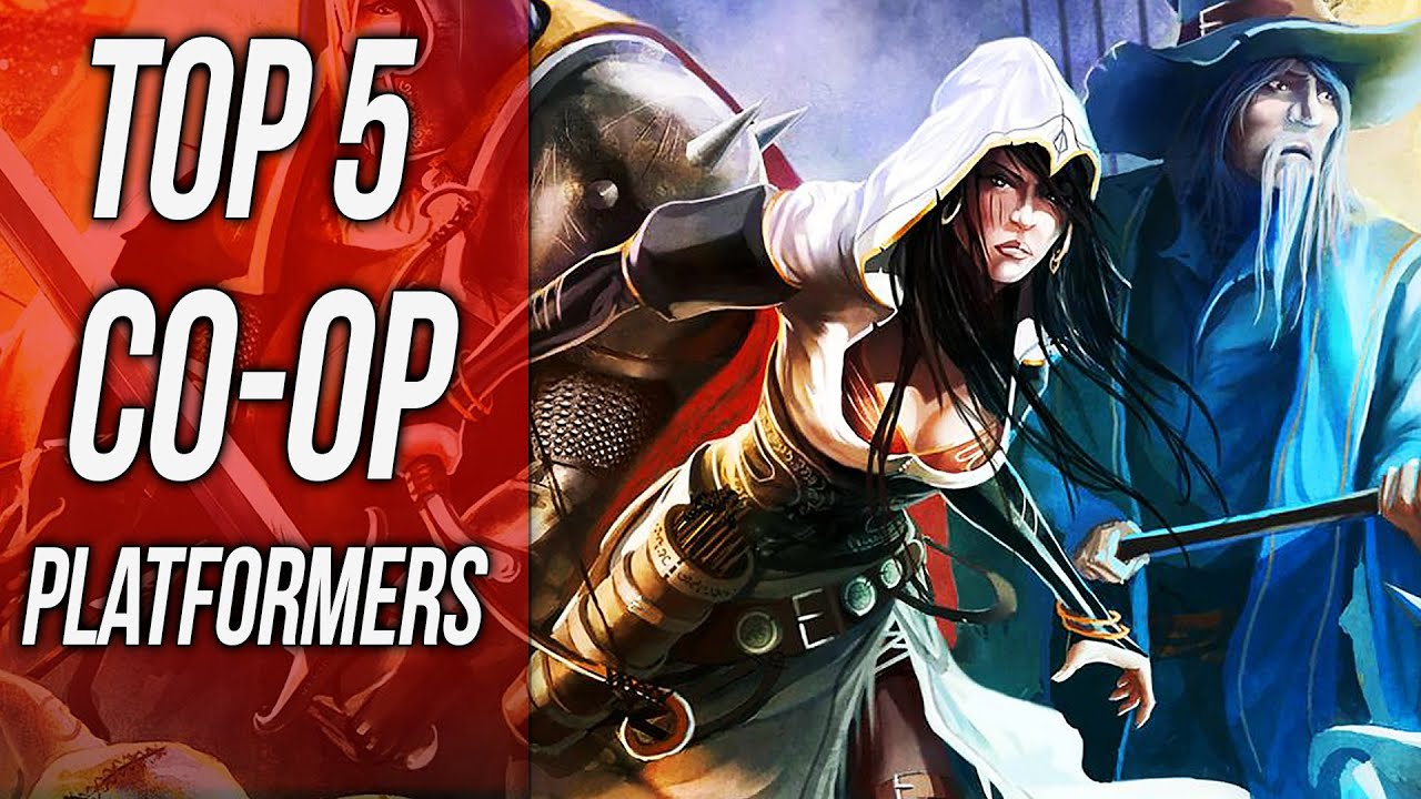 Top 5 Best Couch Co Op Platformers Steam Rayman Legends