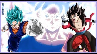 How STRONG is Ultra Instinct Capsule Corp Goku? (Dragon Ball Heroes)