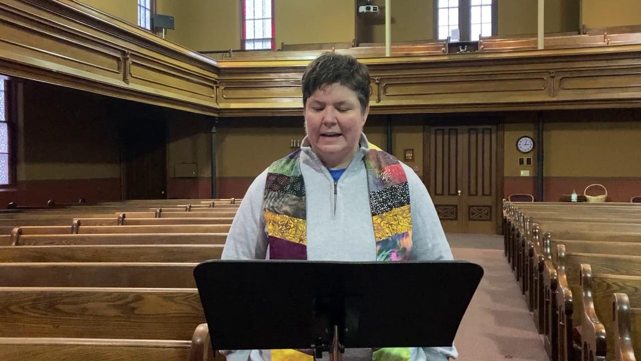 First Parish Sermon 11.15.20