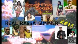 Real Ragga Summer Mix 2013