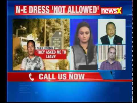 Spotlight: Meghalaya woman asked to leave from Delhi Golf Club for wearing a traditional robe
