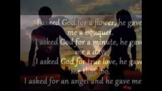 God Gave Me You by AL DEAN