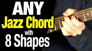 Guitar Shell Voicings - The Ultimate Guide