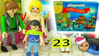 Presents - Playmobil Holiday Christmas Advent Calendar - Toy Surprise Blind Bags  Day 23