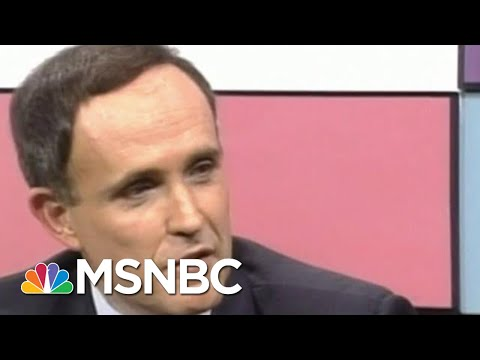 Giuliani's Road To Trump 'Fixer' Enmeshed In Impeachment Scandal | The Beat With Ari Melber | MSNBC